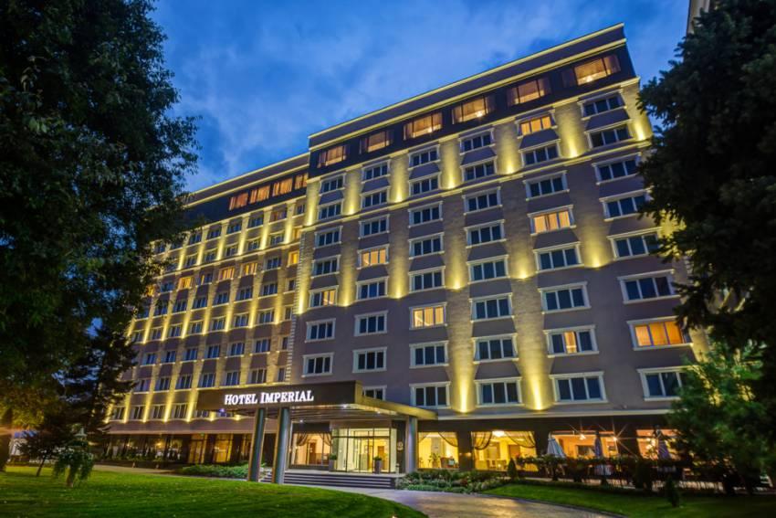 Хотел Империал стана част от международната верига Радисън Хотел Груп