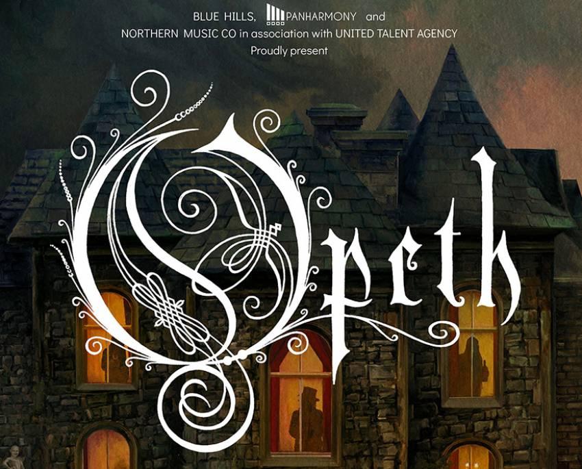 OPETH ще свирят в Античен театър