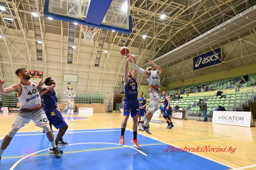 Блестящ Академик разби Черноморец и е на победата от полуфинал в НБЛ