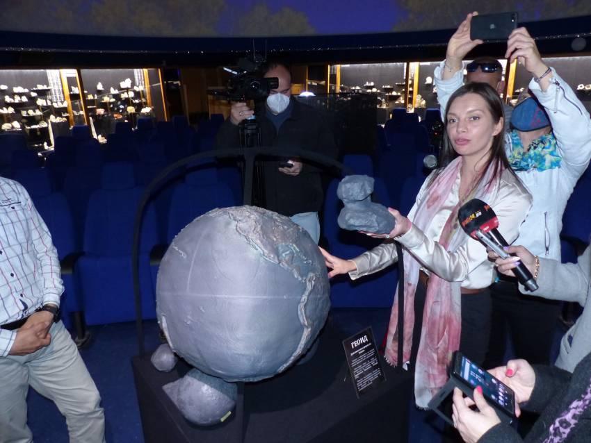 Природонаучният музей представи четири нови международни проекта