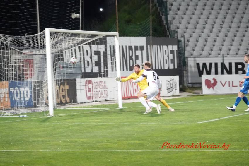 Локомотив Пловдив победи минимално Левски за четвърта поредна победа /репортаж и снимки/