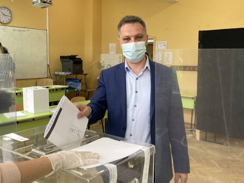 Сиди: Гласувах за реално свършена работа, а не празни обещания