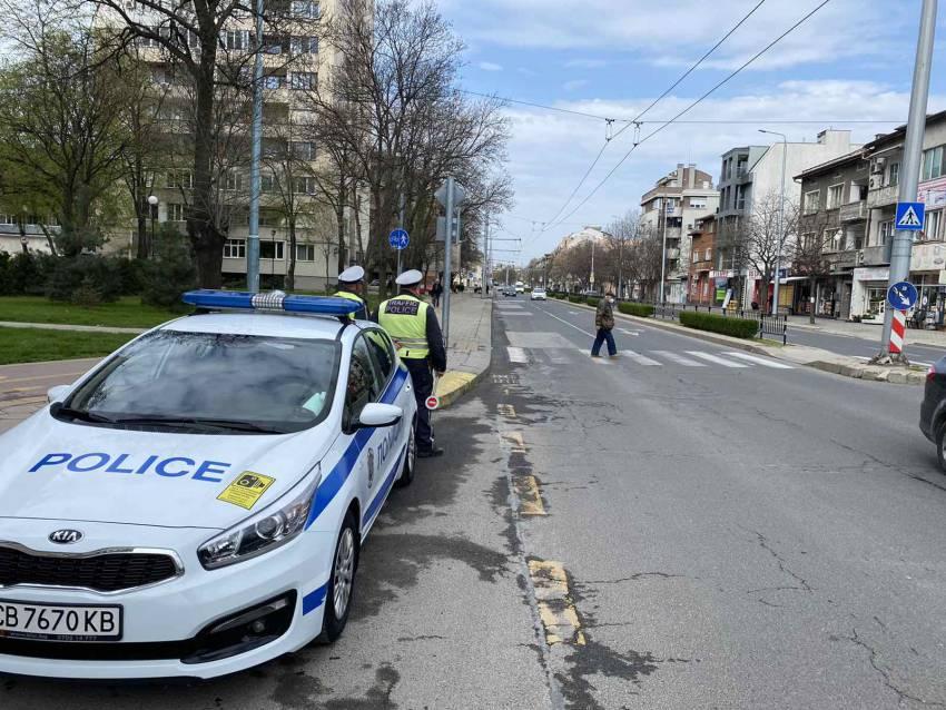 Мащабна акция по пътищата на Пловдив и областта: За 6 часа полицията установи 1074 нарушения