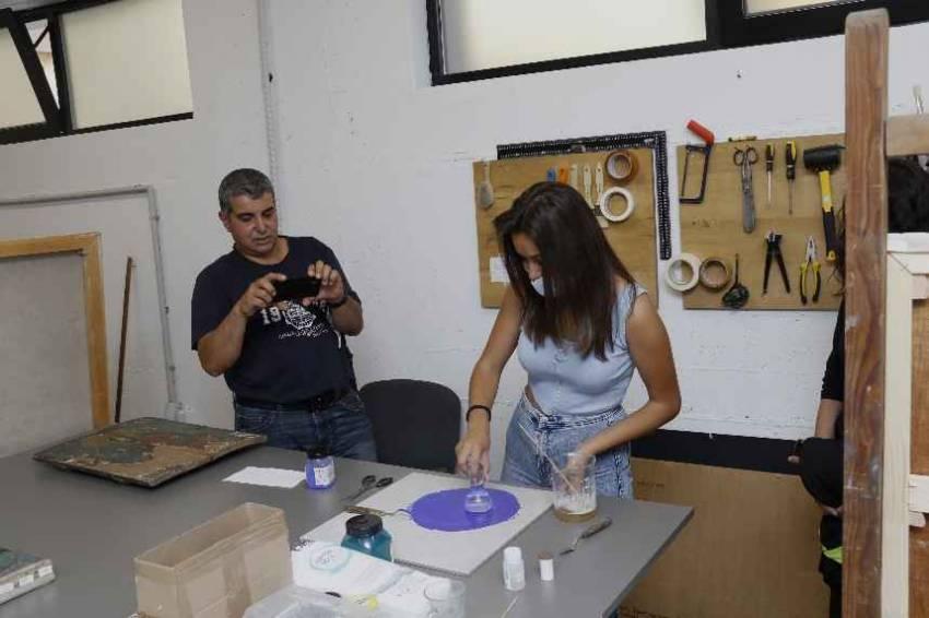Нови възможности за реставрация на творби от фондовете на Градска художествена галерия