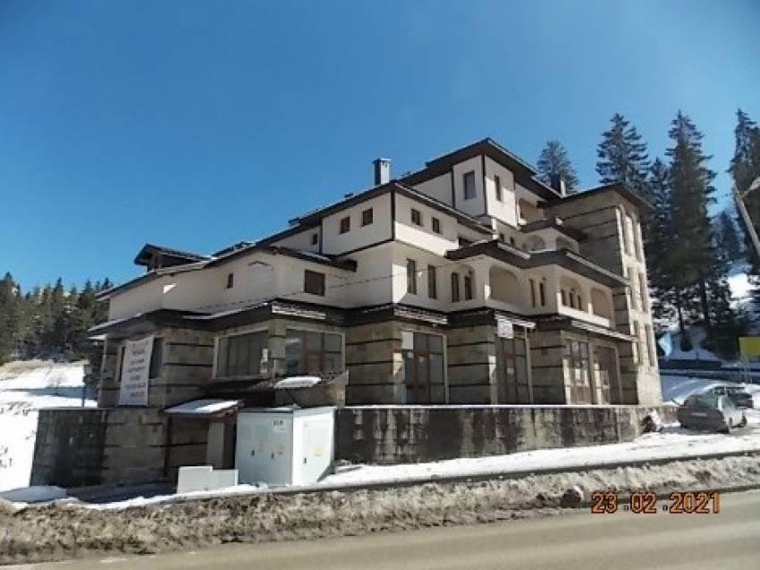 Апартамент и търговски обекти в к.к. Пампорово се предлагат на търг от НАП Пловдив