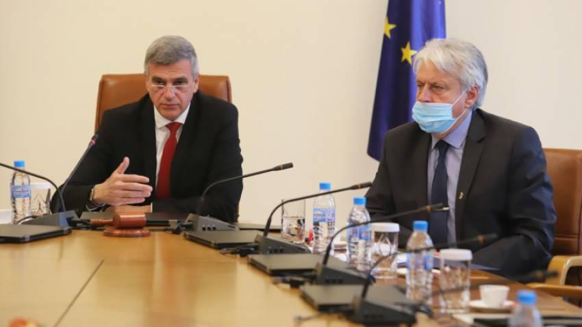 България спира финансирането на инвестиционни проекти чрез държавни заеми