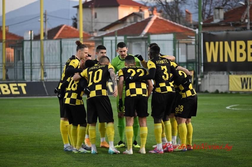 Ботев Пловдив падна от Черно море във Варна /репортаж/
